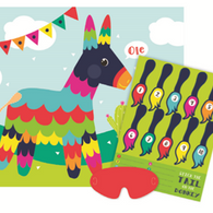 Pin The Tail On The Donkey Game | Artwrap