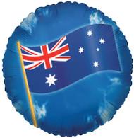 Foil Australian Flag Balloon   Alpen
