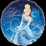 Cinderella 'A night to sparkle' Foil Balloon   Disney