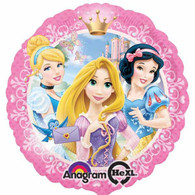 Disney Princesses Pink Foil Balloon | Disney