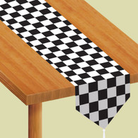 Checkered Table Runner | Beistle Creation