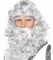 Greek God Zeus Wig Kit | Smiffy's