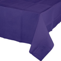 Premium Plastic Tablecover Purple | Touch of Color