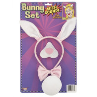 Bunny Set with Sound | Forum Novelties