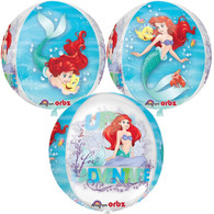 Disney Mermaid Ariel Orbz Balloon | Anagram