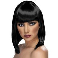 Glam 1920's Black Wig   Smiffy's