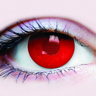 Contact Lenses X-Ray Red | Primal Lenses