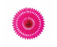 Hanging Fan Magenta 40cm | Five Star Party Decor