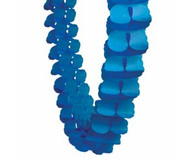 Honeycomb Garland True Blue 4m | Five Star Party Decor