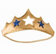 Wonder Woman Gold Plush Tiara | Forum Novelties