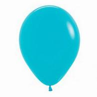 Latex Standard 30cm Caribbean Blue Balloons | Sempertex