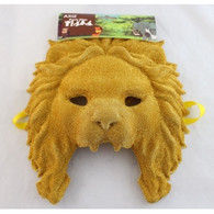 Glitter Gold Lion Mask | Trademart