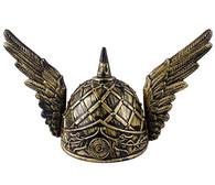 Bronze Winged Viking Helmet | Trademart