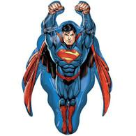 Foil Supershape Superman Balloon   Anagram