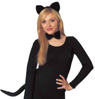 Adult Black Cat Kit | Smiffy's
