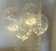 Deco Sparkle SMALL Balloon | Lets Party with Balloons