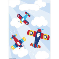 Lil' Flyer Airplane Loot Bags | Creative Converting