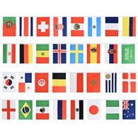 Soccer Football FIFA World Cup 100 Flag Banner |