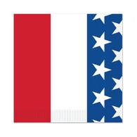 American Stars & Stripes Cocktail Napkins | Beistle