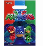 PJ Masks Party Loot Bags   Amscan