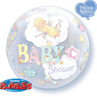 Bubble Precious Moments Baby Shower Balloon | Qualatex