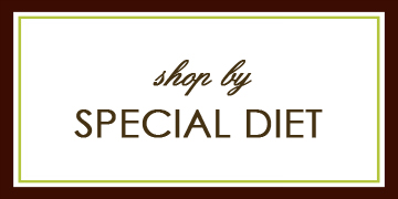 shop by special diet