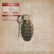 My Chemical Romance Conventional Weapons