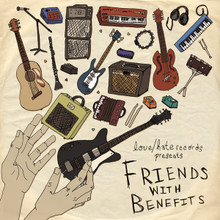 love/hate Records Friends with Benefits