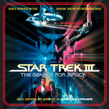Star Trek III The Search for Spock Original Motion Picture Soundtrack