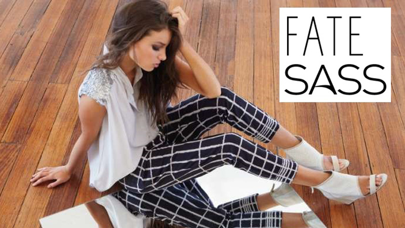 Sass and fate clothing online