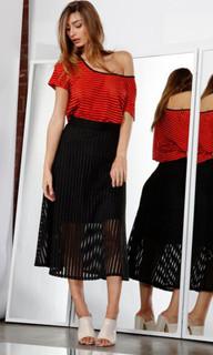 Women's Skirts | Lattice Skirt | Fate