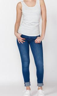 Women's Tops Online | Emma Scoop Tank | BETTY BASICS