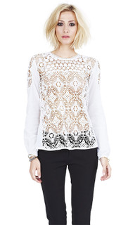 Women's Tops | Fields Long Sleeve Blouse | WISH