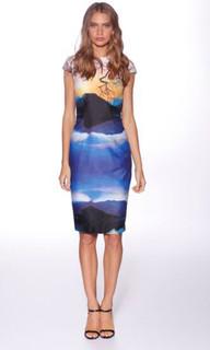 Ladies Dresses Online | Vienna Classic Dress | HONEY & BEAU