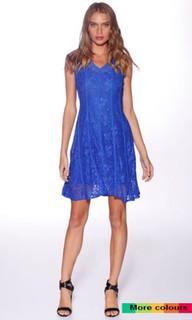 Ladies Dresses Australia | Whitsundays Skater Dress | HONEY & BEAU