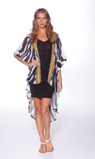 Ladies Dresses | Tanzania Cover Up | HONEY & BEAU