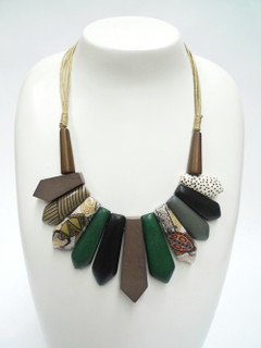 Women's Jewellery | FN2593 - Tribal Necklace | FAB
