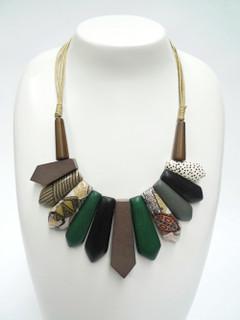 Women's Jewellery | FN2593 - Tribal Necklace | FAB