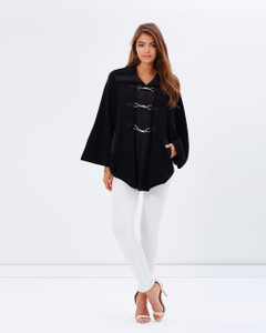Jackets for Women Online | It's My Year Poncho | KITCHY KU