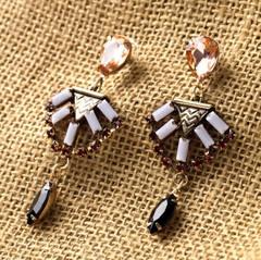 Women's Earrings | FE2616 - Tribal Earring | FAB