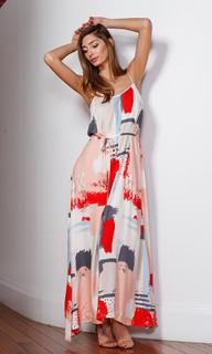 Ladies Dresses   Artistry Maxi   FATE