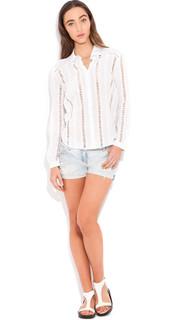 Women's Tops   Dahlia Shirt   WISH