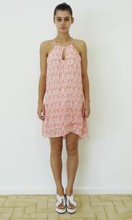 Ladies Dresses | Keyhole Summer Dress | ELLY M