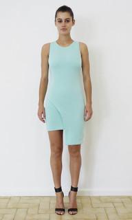 Ladies Dresses | Asymmetric Cocktail Dress | ELLY M