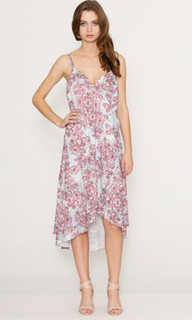 Ladies Dresses in Australia | Paisley Power Wrap Dress | HONEY & BEAU