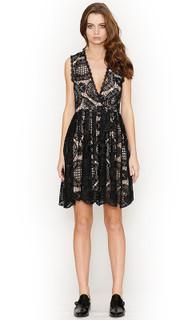 Ladies Dresses | Lucette Lace Dress | HONEY & BEAU