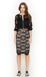 Jackets for Women | Lucette Lace Jacket | HONEY & BEAU