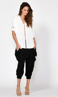 Women's Tops | Caprice Blouse | FATE