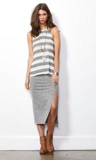 Women's Skirts | Donna Midi Skirt | SASS