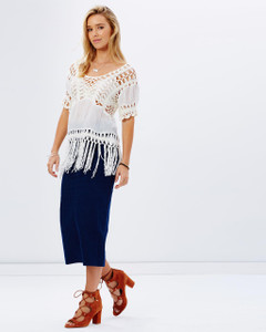 Women's Tops   By the Light Top    KITCHY KU